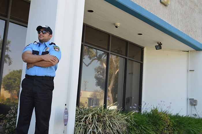 hotels and motels guard in southern area  allied nationwide